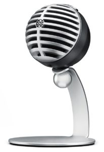 Shure Microphone - Best Podcast Microphone