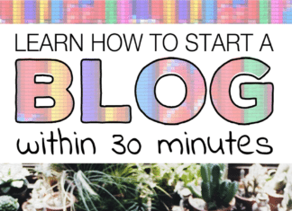 Learn How To Start A Blog on Bluehost