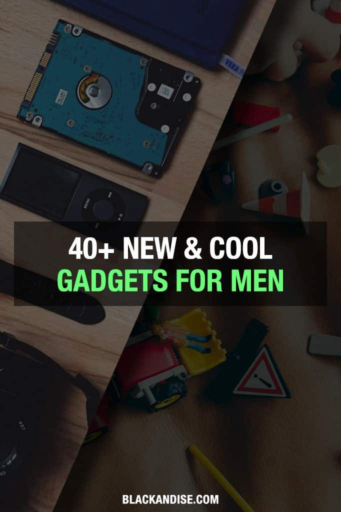 New & Cool Gadgets for Men