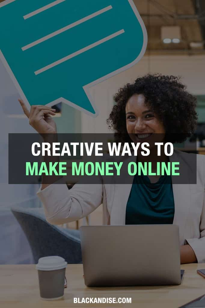 Creative Ways to Make Money Online
