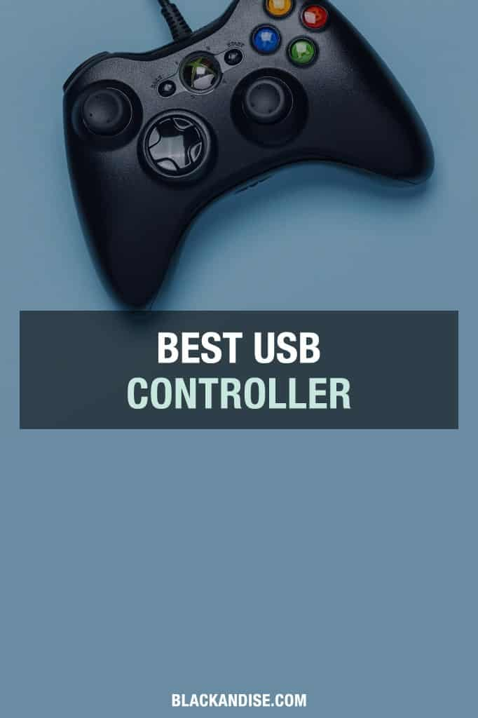 Best USB Controller for PC Games
