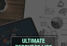 Ultimate Resource List for Content Creators