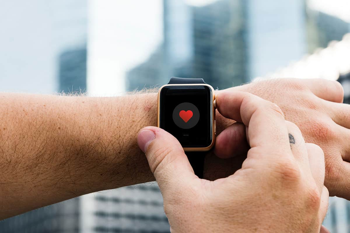 Wearables such as the Apple Watch