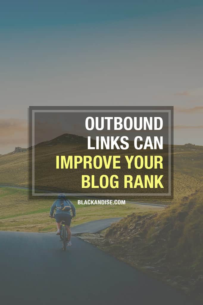 Outbound Links Can Improve Your Blog Rank