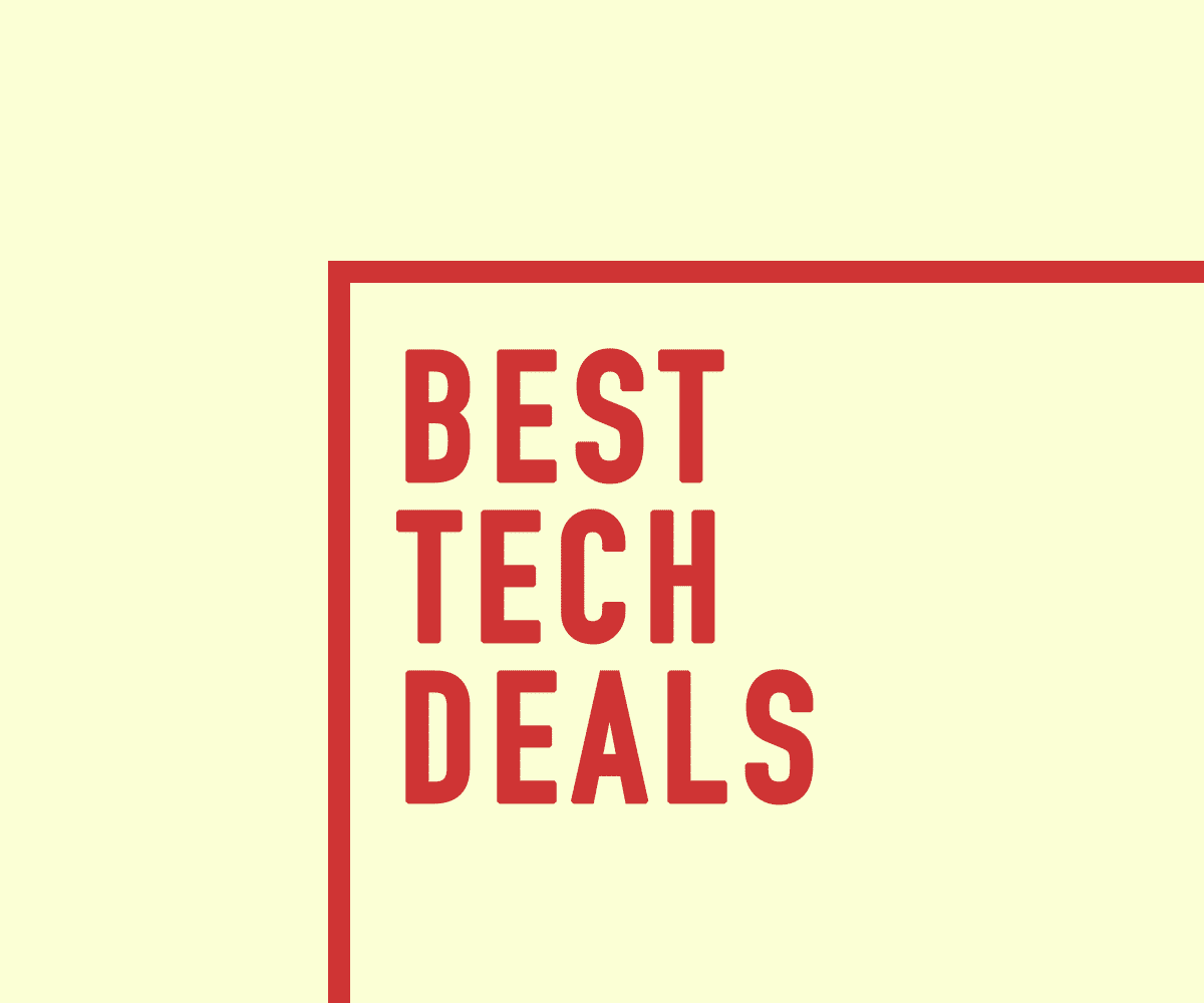 Best Tech Deals in April